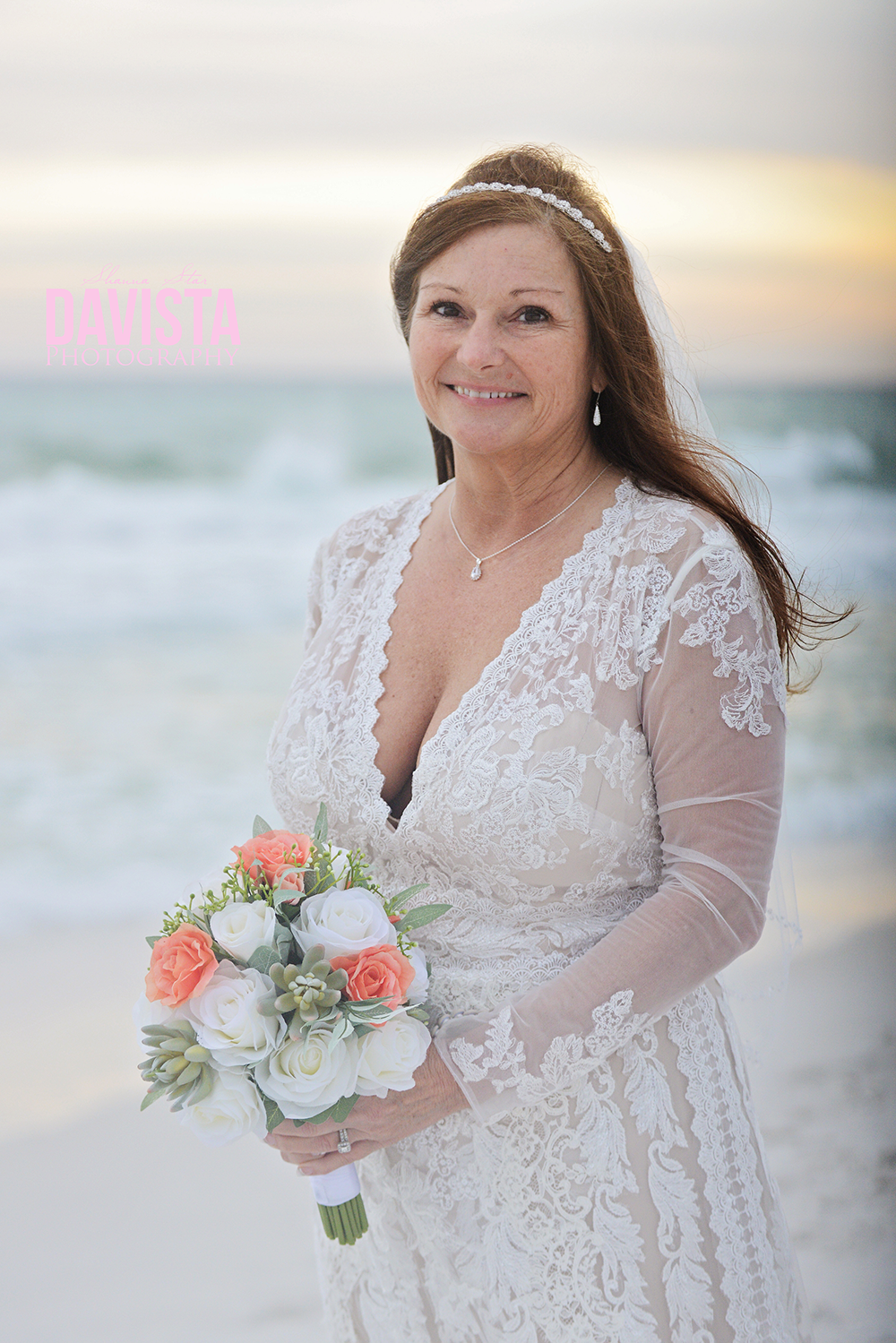 beautiful bride Florida