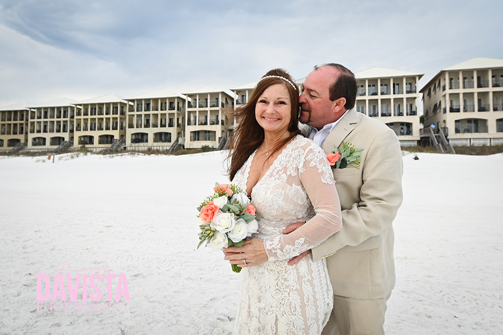 Panama City beach wedding photography