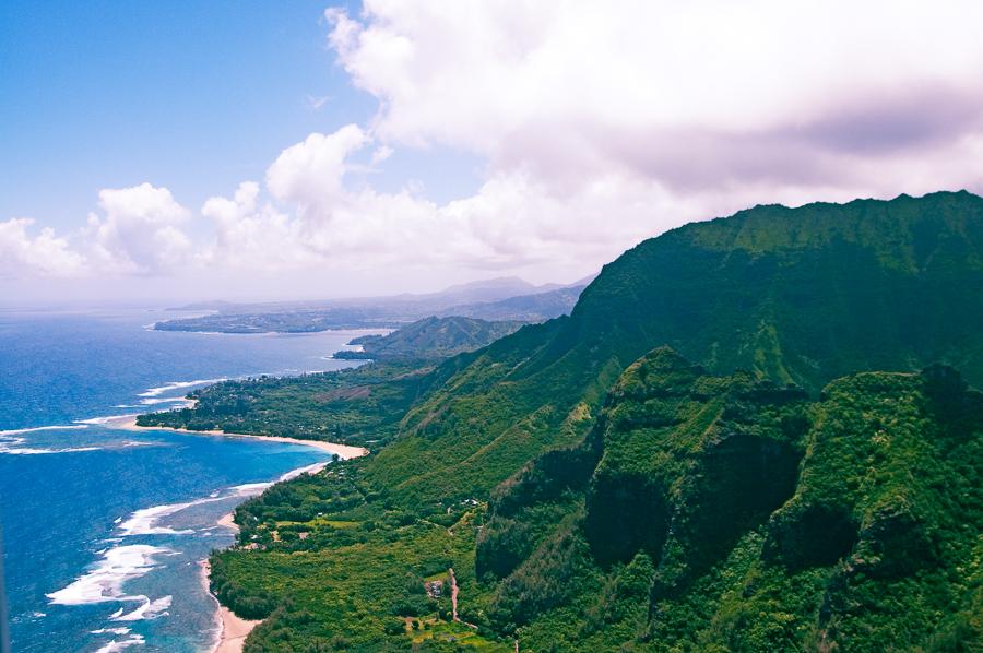 Kauai's Coast