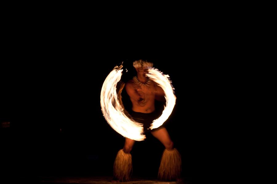 Luau Dancer