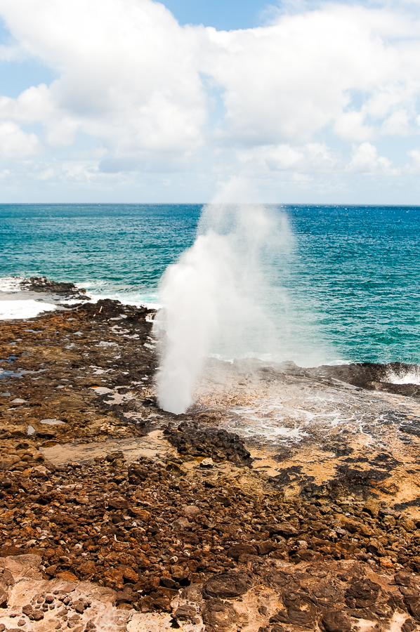 The Spouting Hole