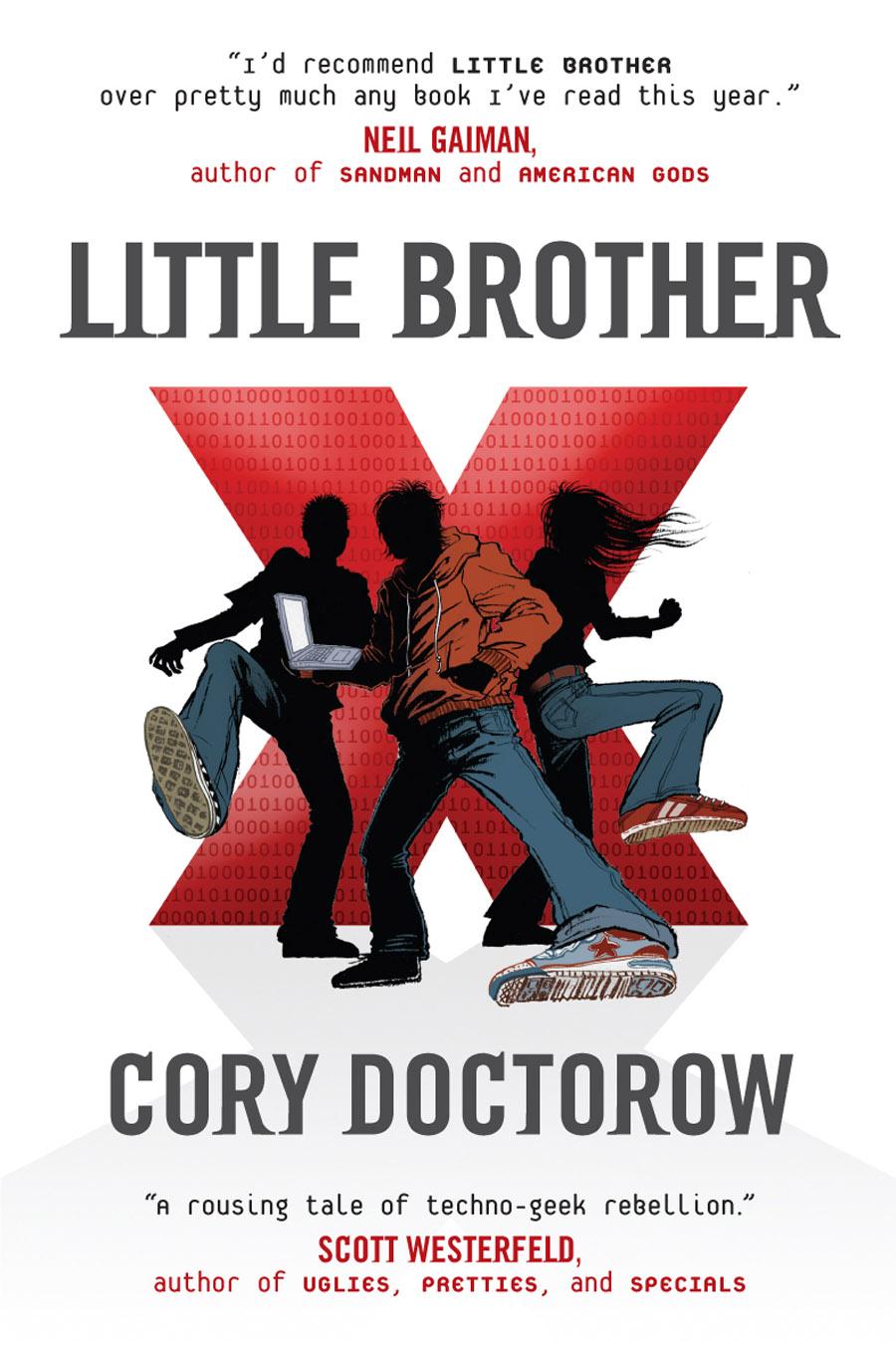 Corey Doctoro's Little Brother