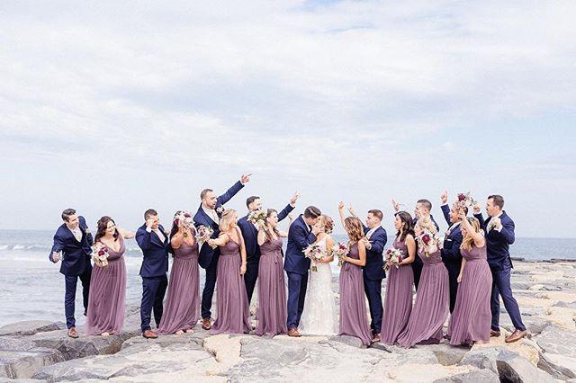 I loved the energy of this group of fun people :) . . . .  #weddingblog #junbugweddings #nyweddingplanner #weddinginspiration #njweddingplanner #gracefulbrides #svadobnyfotograf #peterrigophotography  #memophotoagency #authenticlovemag #mrandmrs #loveintentionally #weddingdetails #huffpostweddings #weddingforward #romanticwedding #shesaidyes #yestothedress #bridemagazine #married #bettertogether