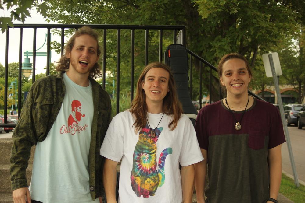 Mitch, Kevin, Goodman