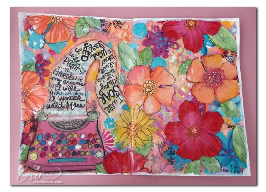 Typewriter Art Journal Pages - Erin Bassett.jpg
