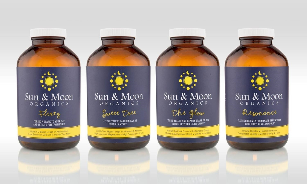 Sun & Moon Organics Super Food Mixes