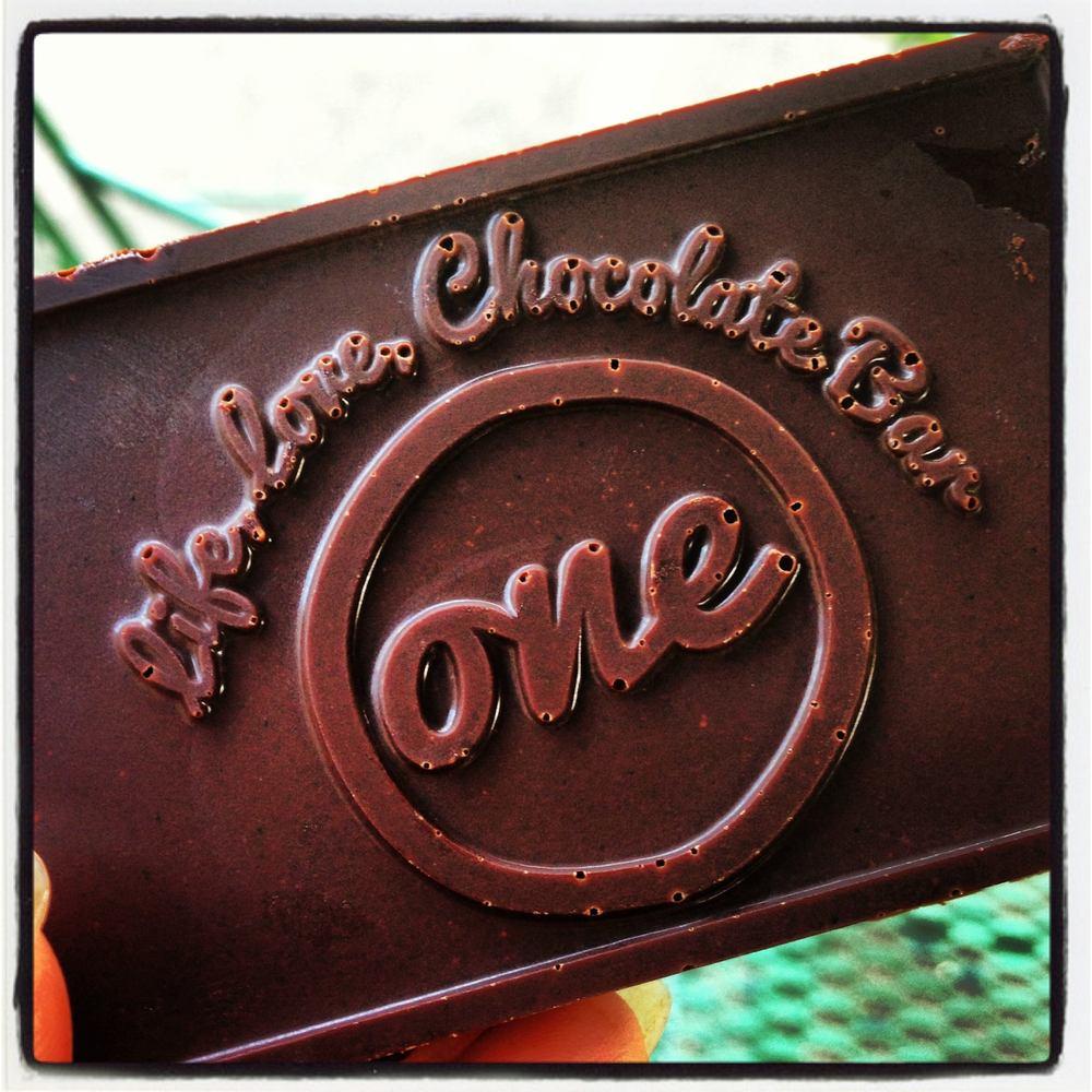 The ONE Fudge Raw Chocolate Bar