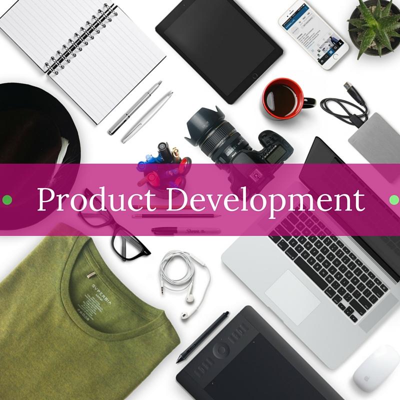 product development, gabrielle brick