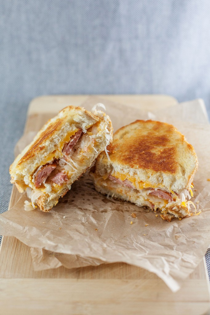 foodopia: german grilled cheese: recipe here