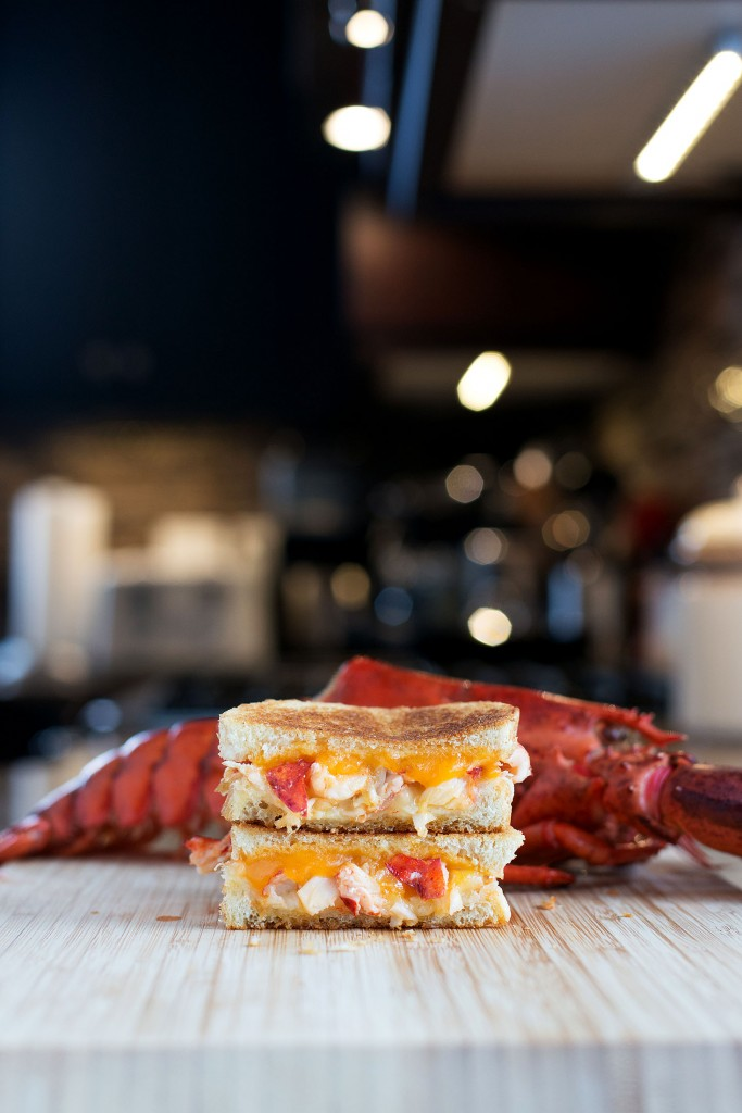 foodopia: lobster grilled cheese: recipe here