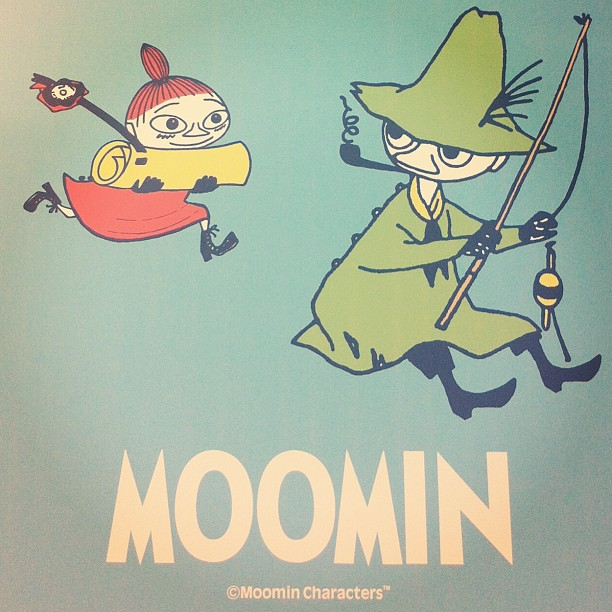 #moomin #littlemy #snufkin #friends #cartoon