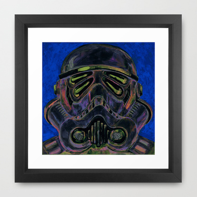 Dark Stormtrooper For all the Star Wars fans out there.