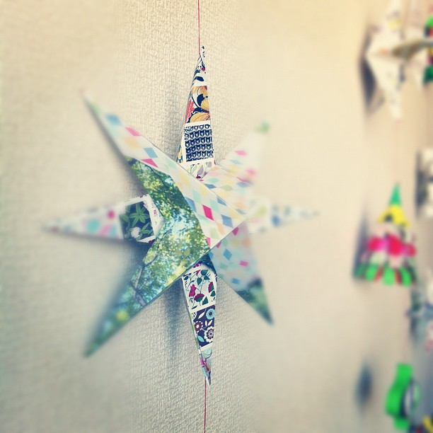 Our #diy #christmas #decorations