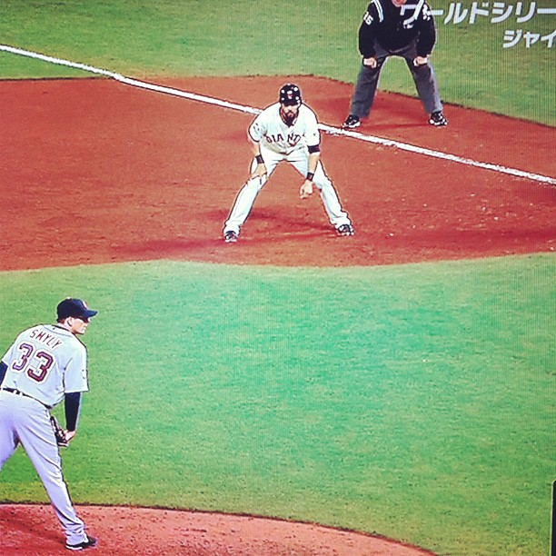 #world #series #moment #giants