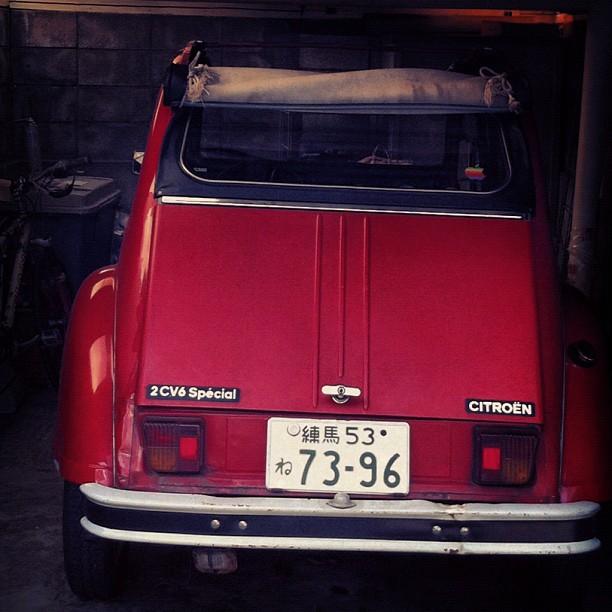 #Citroen #classic #vintage retro #vehicle (Taken with Instagram)