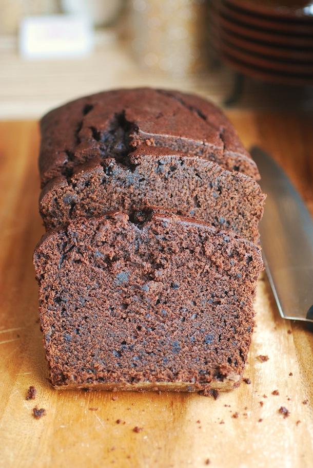 foodopia: dark mocha molasses cake: recipe here