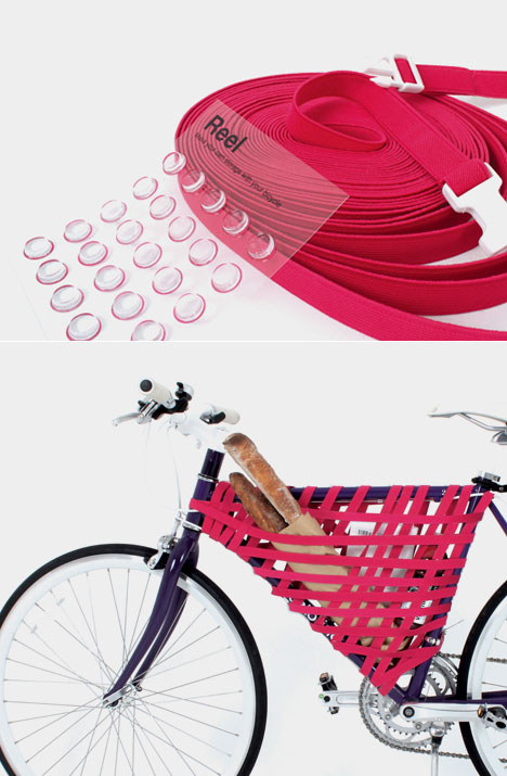 npdoocy: Reel System, a MacGyver-esque On-Board Bicycle Storage System http://bit.ly/PprZjU