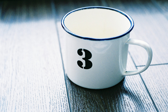 My personal morning coffee mug.