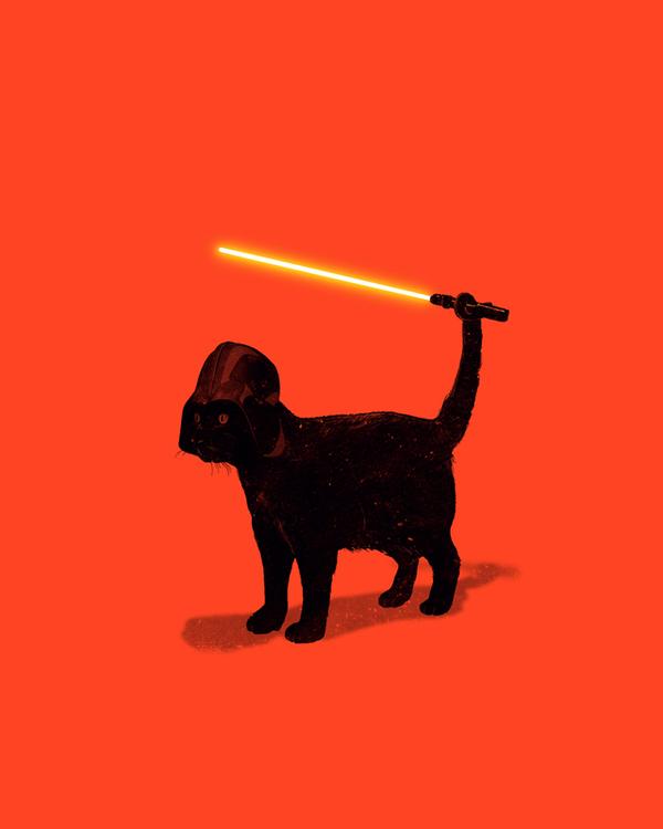 myampgoesto11: nicebleed:Cat Vader