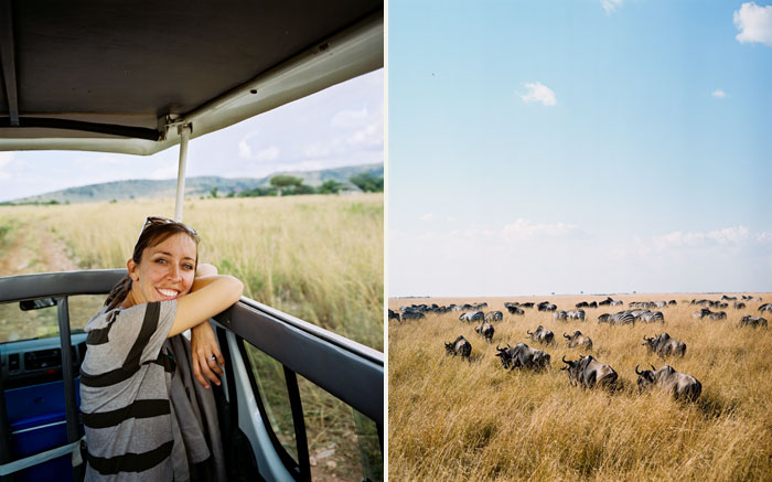 After our stay in Nairobi, we went on safari in Masai Mara. Here are a few pictures taken by Stephen DeVries.