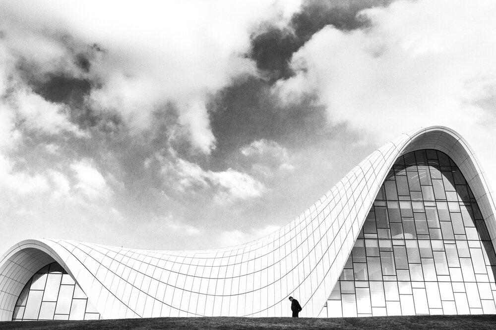 Heydar Aliyev Center, Baku | 2013
