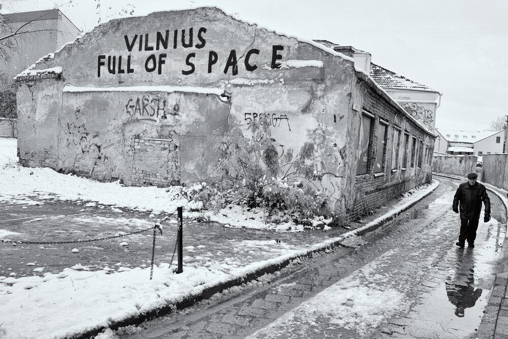 Vilnius, Lithuania 2012