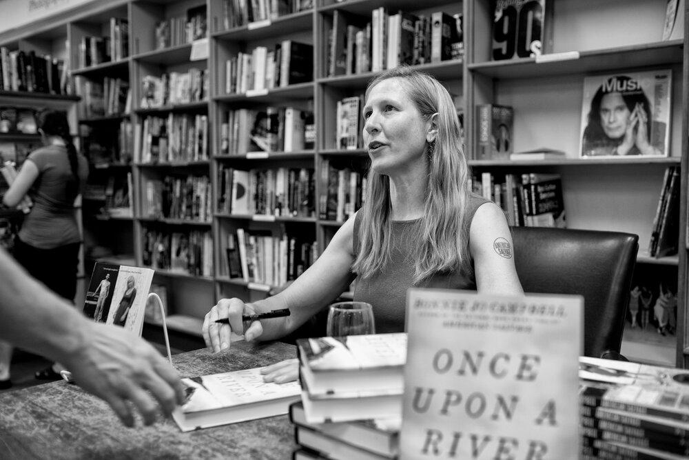 Bonnie Jo Campbell Prairie Lights Books Iowa City | 2012