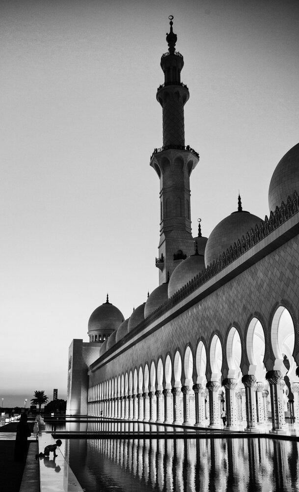 Sheikh Zayed    Mosque  , Abu Dhabi |2015