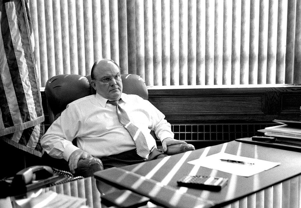 Mayor Leo Roof  Waterloo, Iowa | 2002