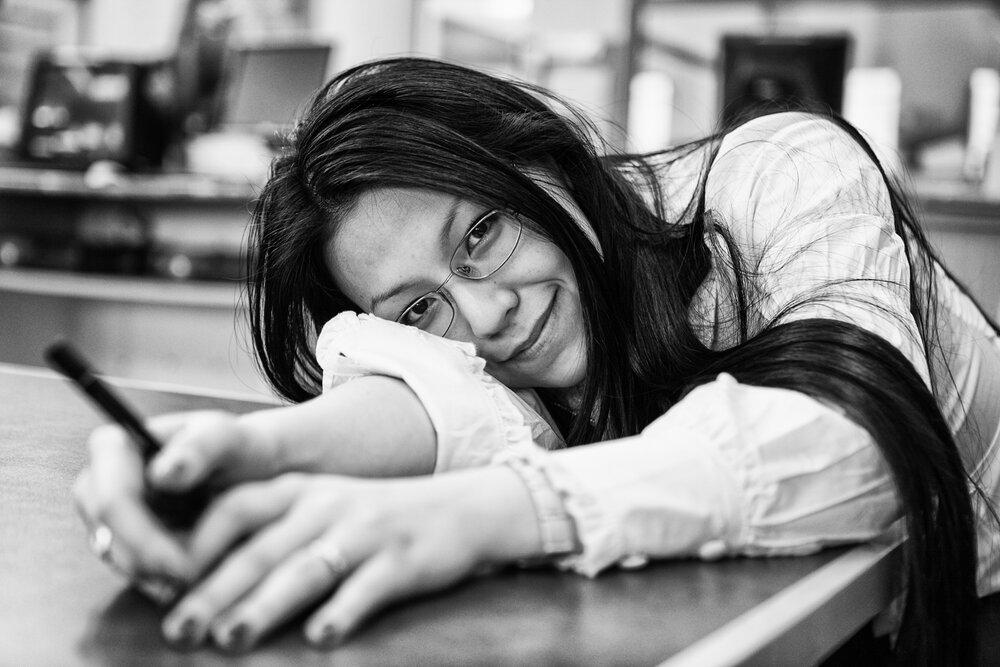 Sonia Leong, Manga Artist  Warsaw | 2010