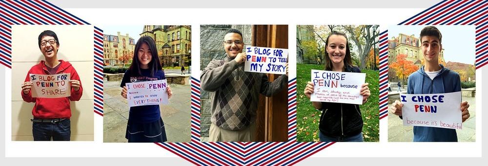 Five excellent Penn students!