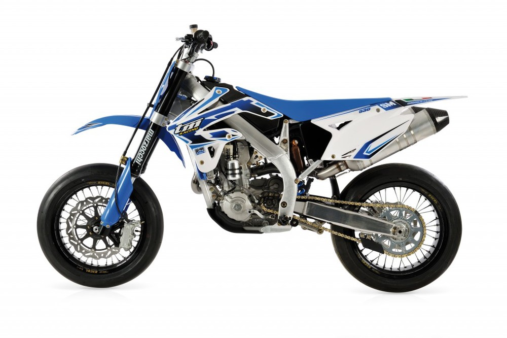 TM RACING  SUPERMOTO / MX / ENDURO BIKE