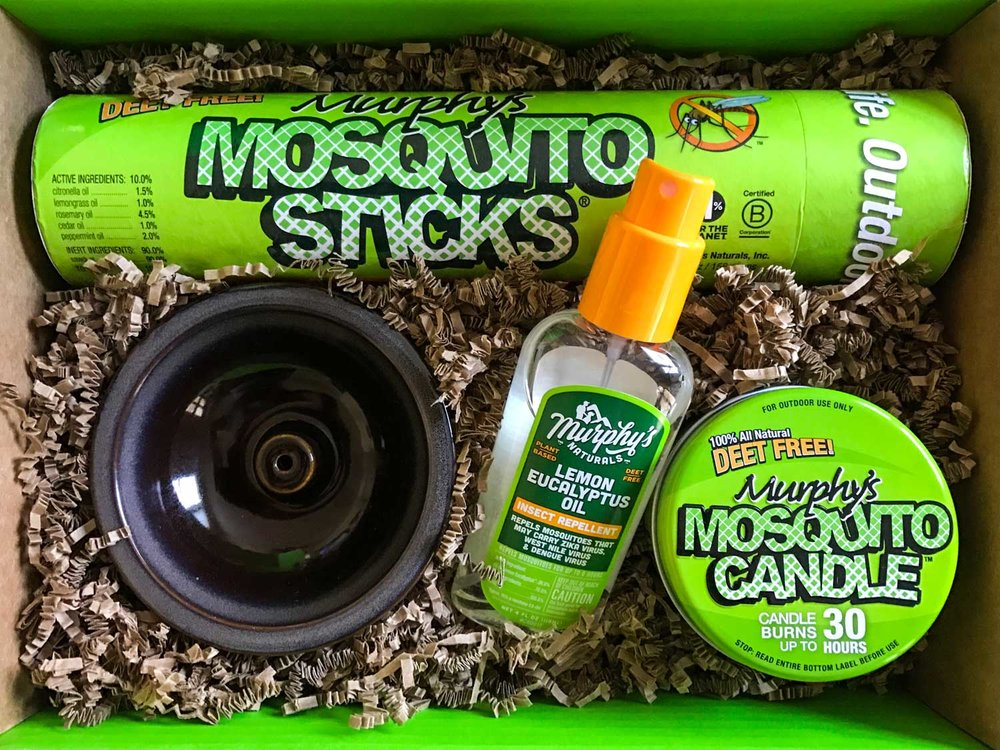 Repellent Backyard Bundle