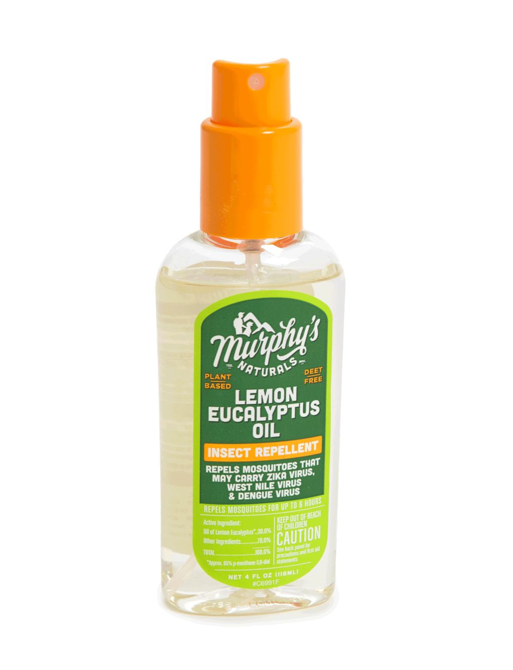 Lemon Eucalyptus Oil Mosquito Repellent
