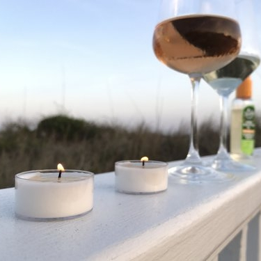 mosquito repellent tea light candles murphy s naturals