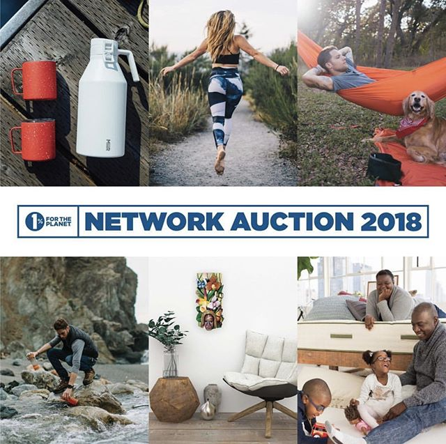 All of November, @1PercentFTP will be auctioning over 150 products from their business members to raise money for their organization. This includes Murphy's Naturals! . . Support our planet and the fellow businesses that give back by participating in the #NetworkAuction throughout the entire month of November. Your support of 1% for the Planet helps their growing team fuel the largest global network of businesses, individuals, and nonprofits working for a healthy planet. Since 2002, 1% members have given $200 million back to environmental nonprofits. Help us keep the momentum going so we can continue to expand this movement! . . Invite your friends and happy shopping!