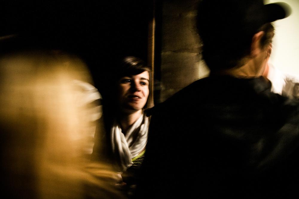 17 Octobre 2010. Salle des fêtes d'Herpelmont. Fête d'anniversaire des 20 ans de David.  Extrait du projet webdocumentaire   Les Pieds dans la France  , co-réalisé avec Stéphane Doulé et Camille Millerand.