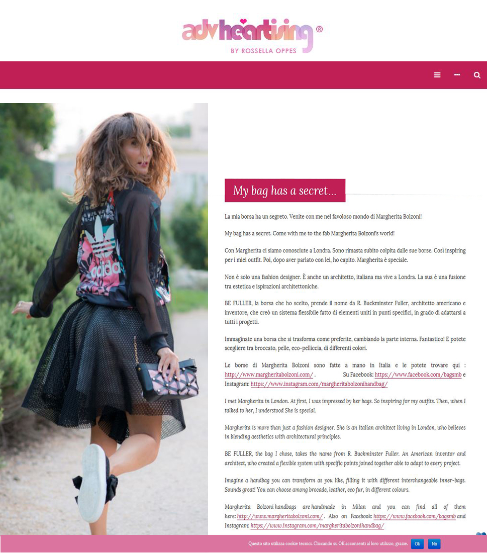 Advheartising - Rossella Oppes Blog -
