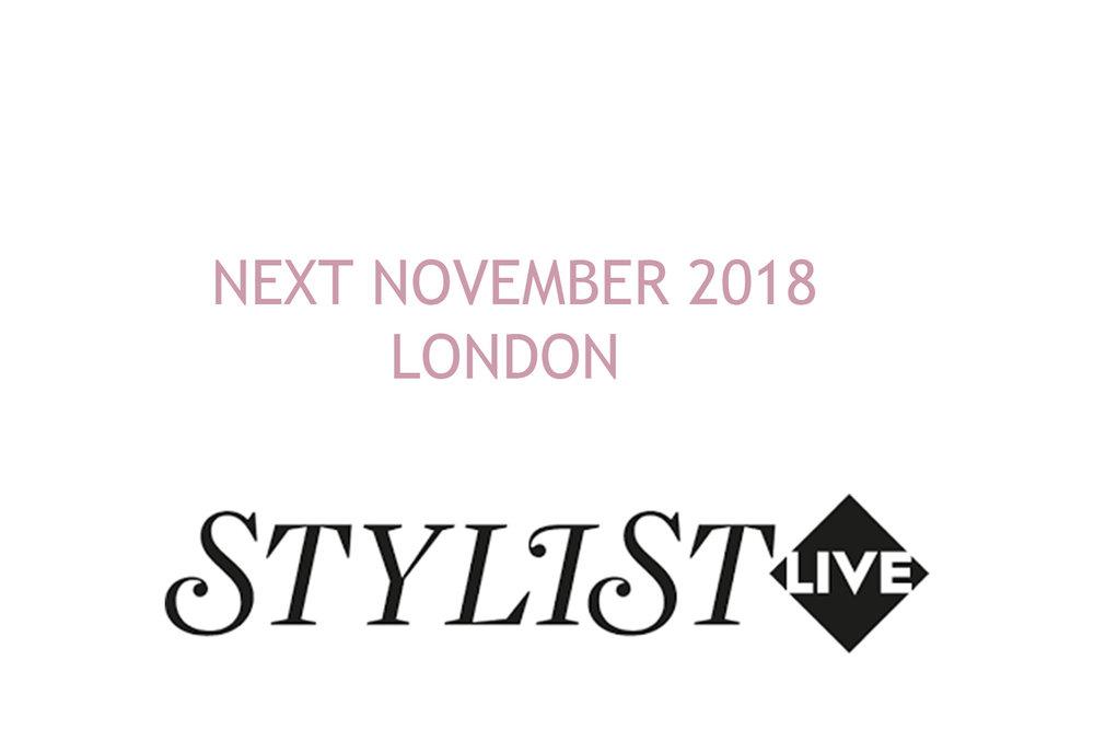 Stylist Live 2018 - Olympia London -