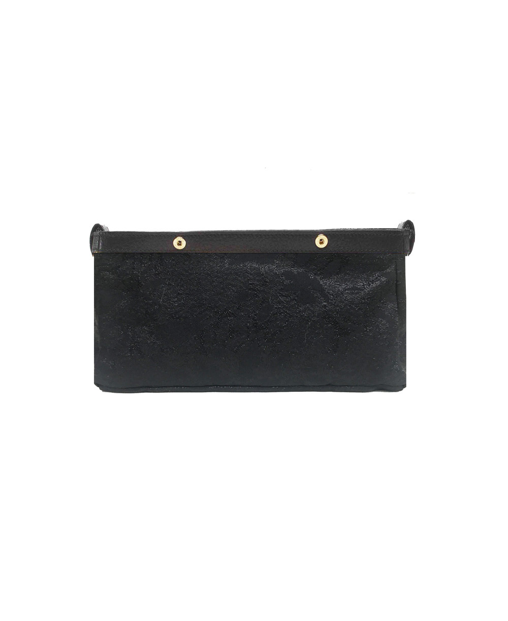 Be Fuller Clutch - Black Inner bag