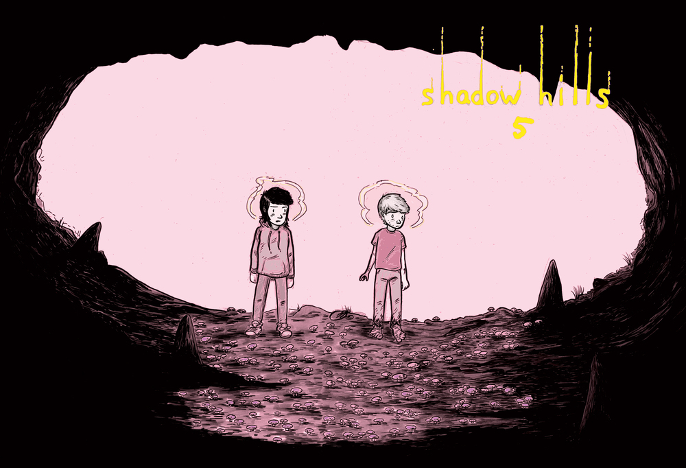 Shadow Hills 5 cover