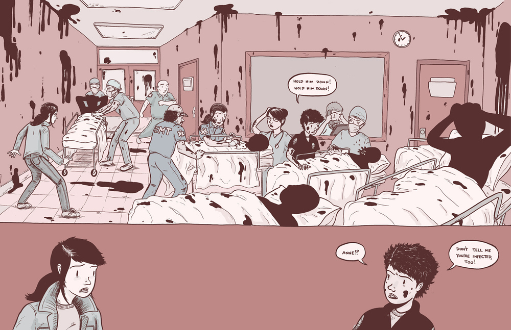Shadow Hills 4 pages