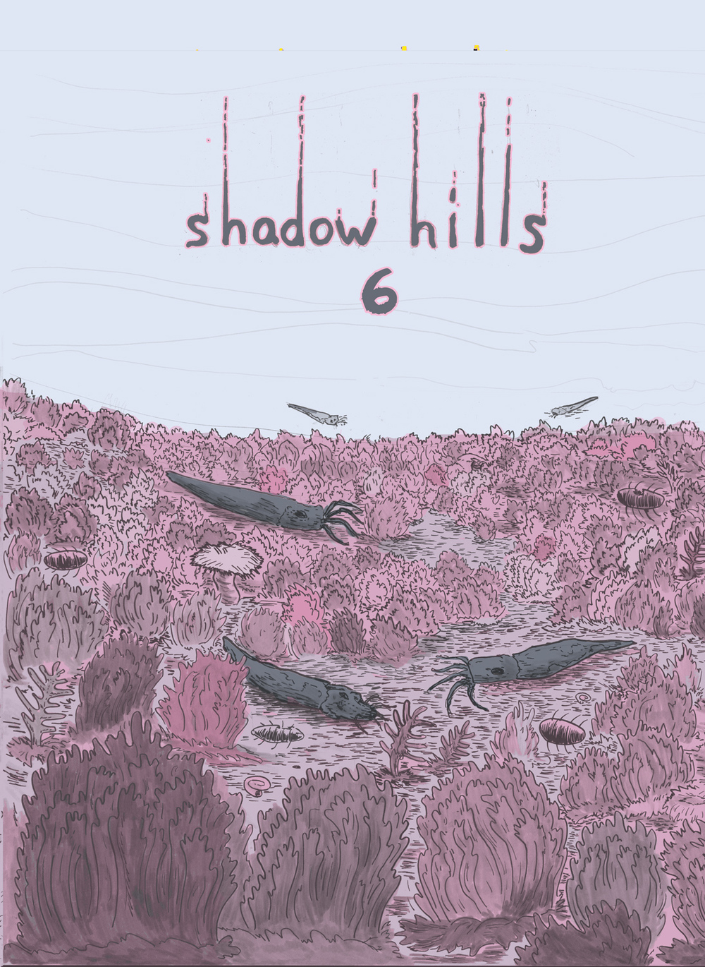 Shadow Hills 6 cover