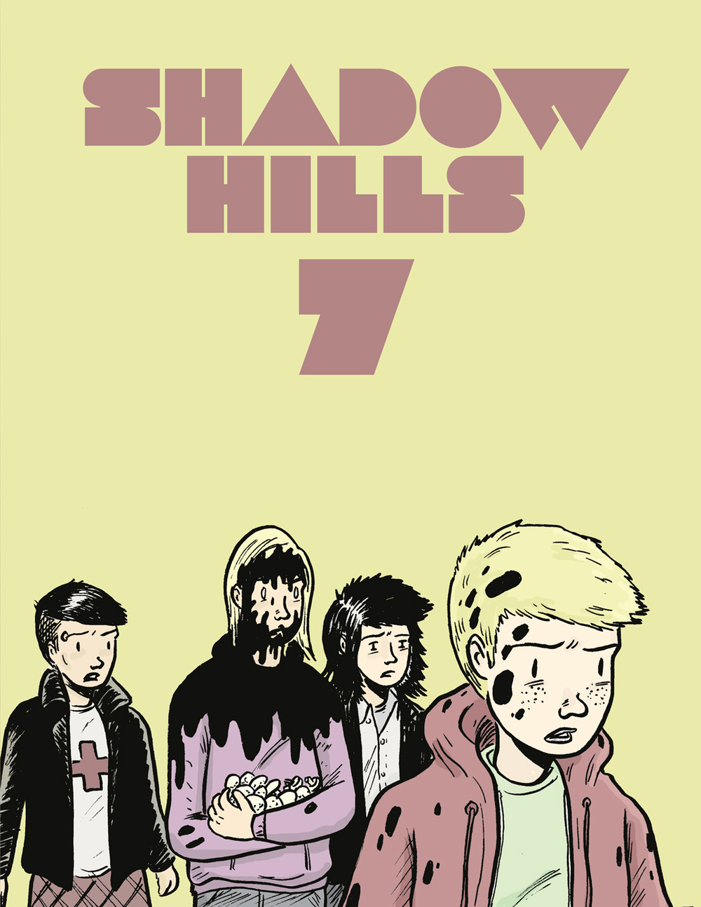 Shadow Hills 7 cover