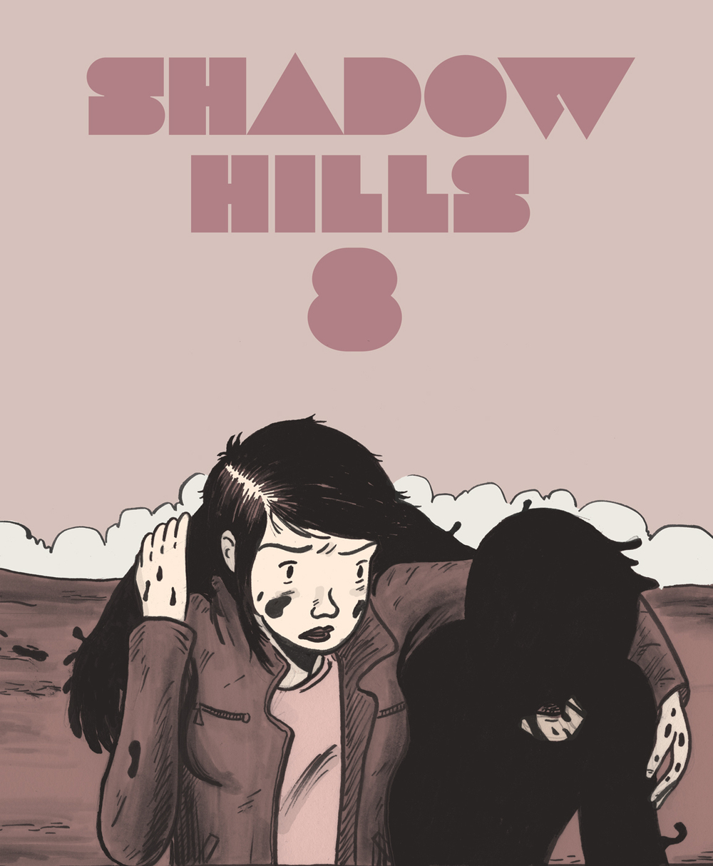 Shadow Hills 8 cover
