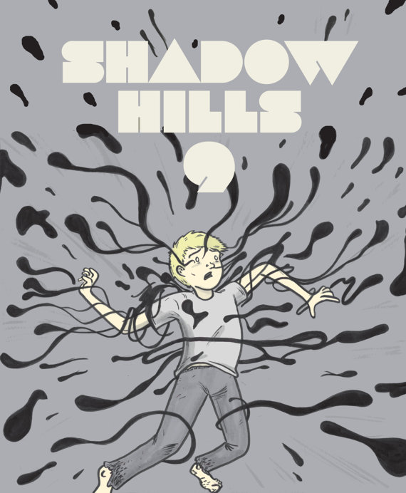 Shadow Hills 9 cover