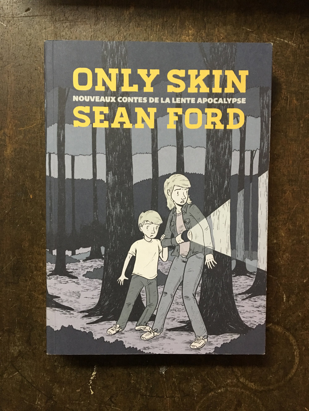 Only Skin - Editions Rackham, 2013