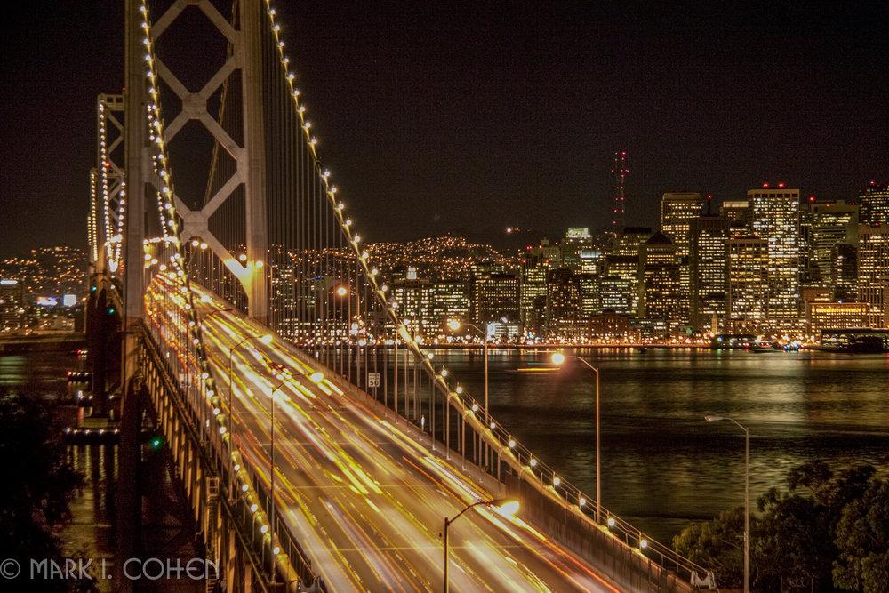 Bay Bridge no.8, San Francisco 2006