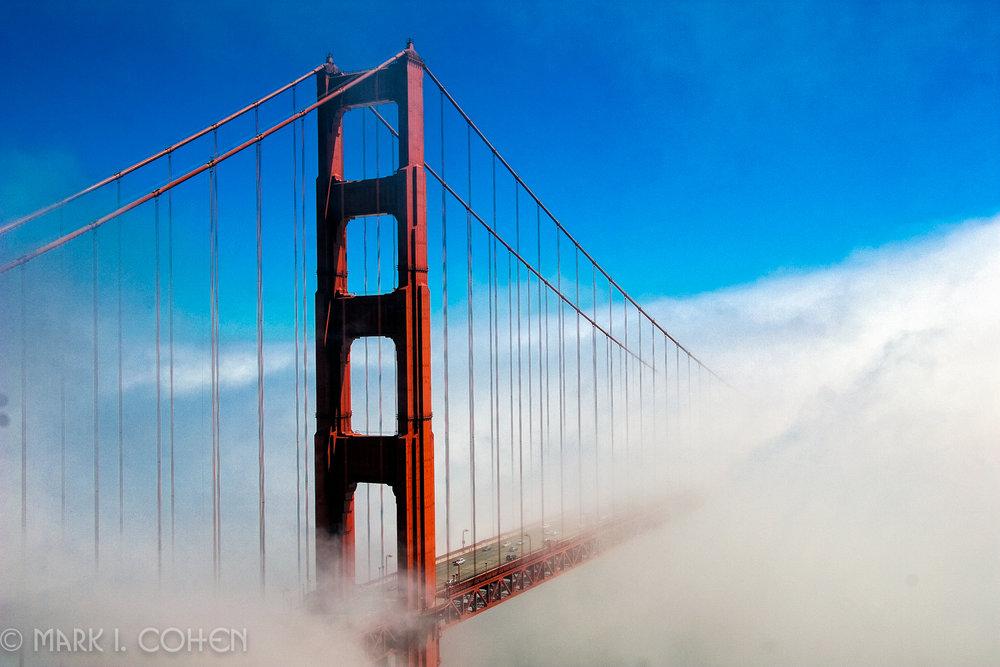 Golden Gate Bridge, San Francisco 2009