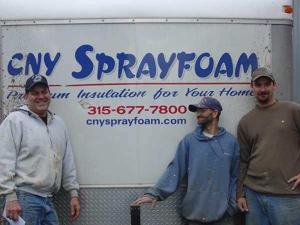 Steve, Carl and Matt
